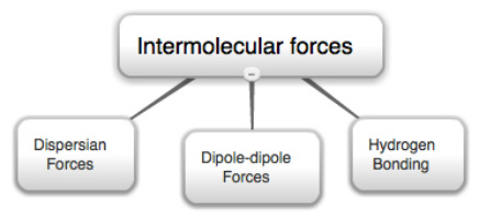Concept Map Intermolecular Forces